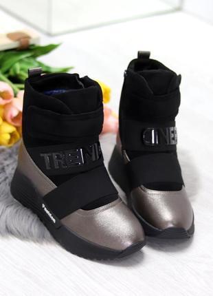 Ботинки женские зимние2 фото