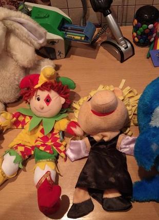 Набор для кукольного театра