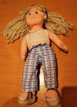 Классная мягкая кукла