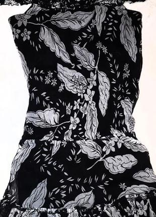 Платье шелковое  жатый шелк 100 %  оригинал !2 фото