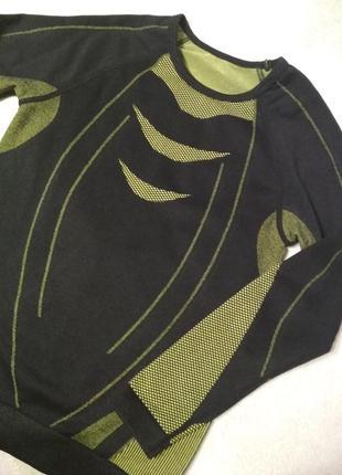 Детский термо лонгслив, футболка с длинным рукавом.