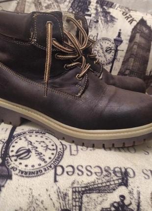 Ботинки зимние  dockers