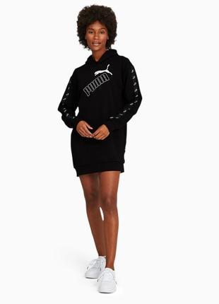 Стильное платье-худи от puma
