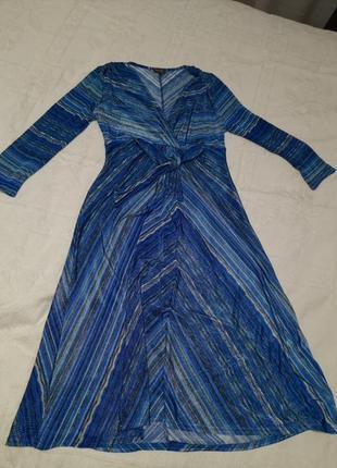 Плаття,платье миди