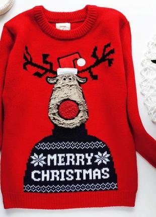 Новогодний свитерок  артикул: 6129