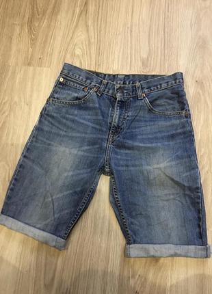 Стильные актуальные джинсовые шорты levi's h&m zara asos