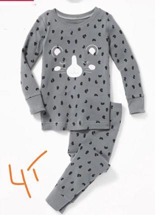 Пижама олд неви 4т