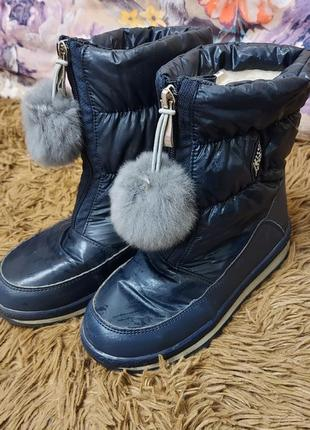 Зимові черевики (дутики)