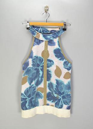 Женское фирменное короткое платье diesel