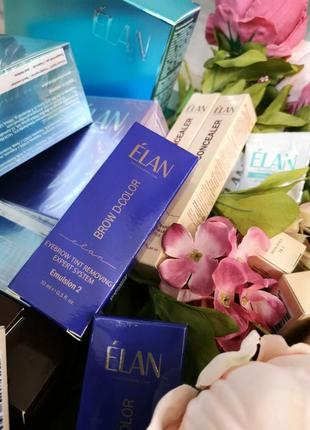 Elan - краска для бровей и ресниц высокого качества