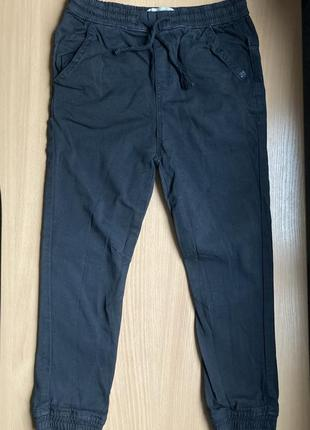Штани zara, р.128, джогери, штаны, джогеры