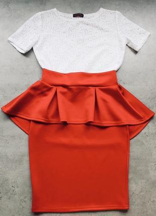 Платье от бренда berezka