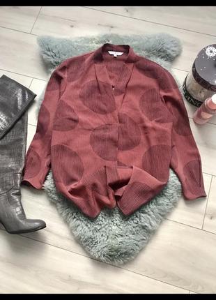 Актуальная блуза блузка в горох трендовая блуза2 фото