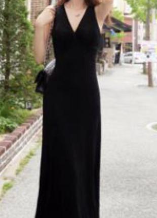 Платье длинное хх-ххх на рост170-178