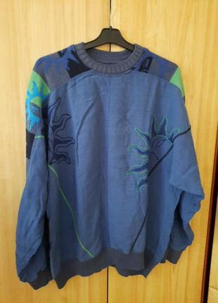 Светр, об'ємний светр з шикарними рукавами