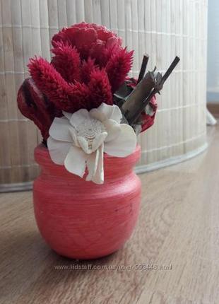 Горшочки для цветов