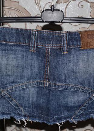 Джинсовая юбка почтой