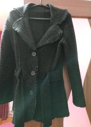 Куртка,полупальто из италии
