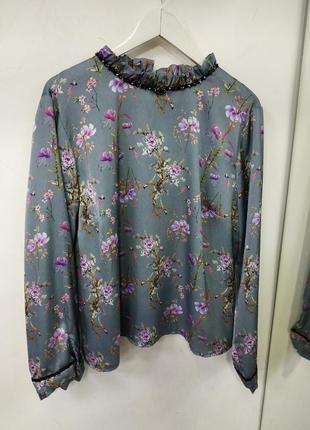 Блузка блкза квіти phardi розпродаж