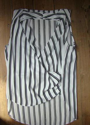 Блуза с запахом miss selfridge
