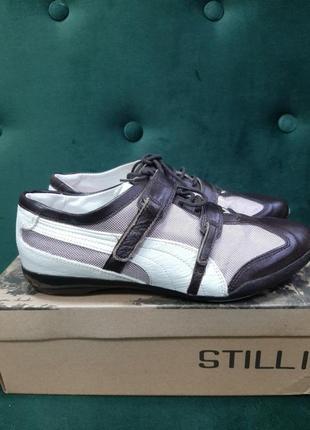Фирменные кроссовки размер 37 puma