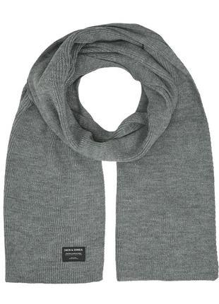 Отличный мягкий шарф от jack&jones