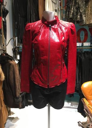 Vespucci кожаная куртка