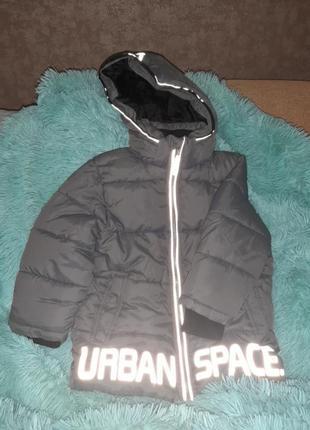 Куртка-пальто h&m