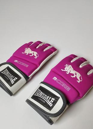Женские перчатки lonsdale