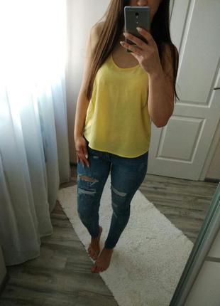 Майка-блузка h&m