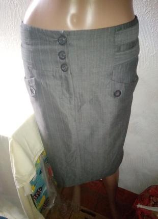 Классная деловая юбка