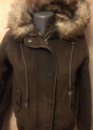 Куртка коричневая ( sale 70 % )
