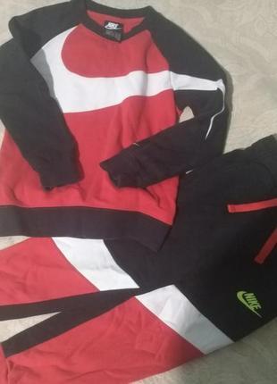 Спортивний костюм nike дитячий для хлопчиків, оригинал