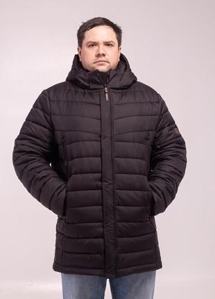 Удлиненная мужская куртка raincoat