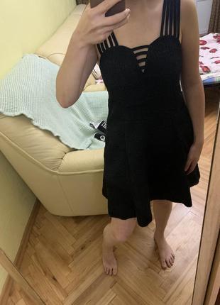 Черное платье &otherstories