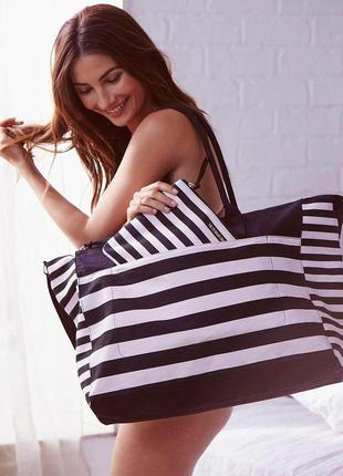 Дорожная сумка с косметичкой victoria's secret оригинал