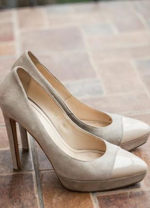 Итальянские туфли vera cuoio распродажа