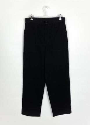 Свободные штаны ручной работы lazy pants black (ручная работа, как syndicate)