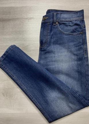Прямі чоловічі джинси denim_co straight