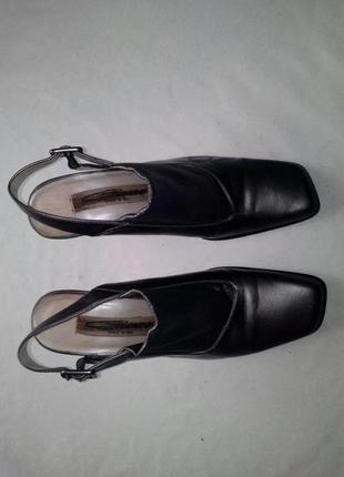 Праздничные туфли-босоножки