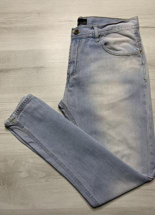 Прямі джинси від zara man