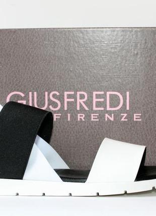 Босоножки giusfredi firenze оригинал италия натуральная кожа 36-41