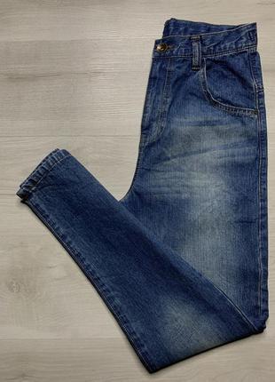Чоловічі прямі плотні джинси next