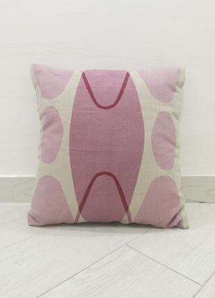 Подушка диванная, интерьерная. ручная работа