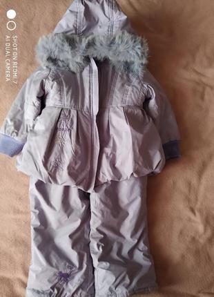 Зимний комбинезон,костюм польша