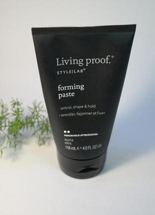 Living proif гель, воск, крем-пасту для укладки волос