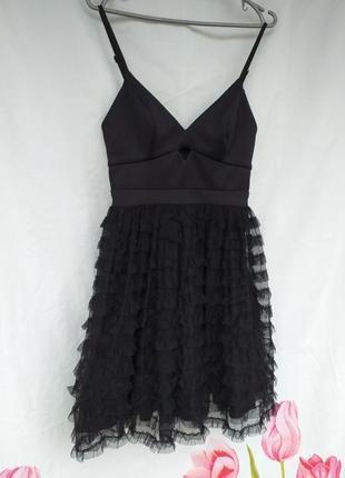 Платье чёрное только сегодня цена на всё снизина
