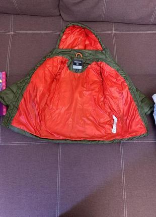 Куртка пальто демисезонное на рост 106-112