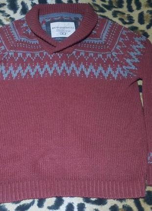 Мужской пуловер свитер джемпер rocha john rocha