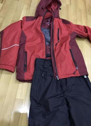 Фирменный мужской лыжный костюм от crivit sports